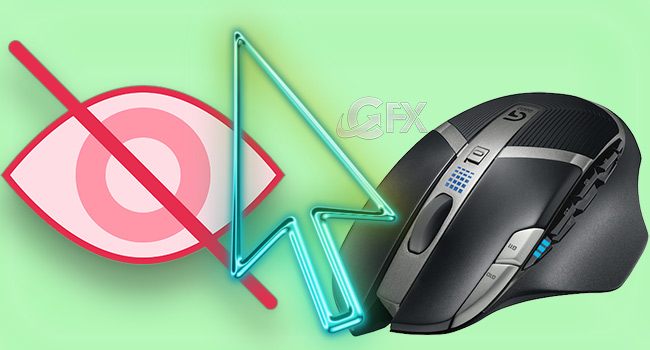Bilgisayar Boşta İken Fare İmlecini Gizle -https://www.ceofix.com/