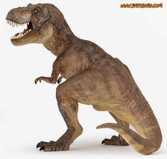 Papo Brown Tyrannosaurus rex 2012