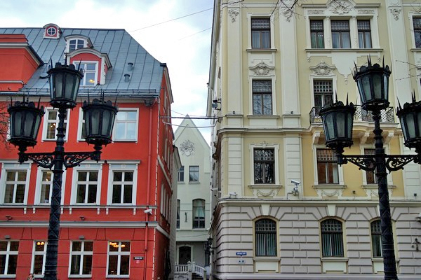 riga vieille ville old town