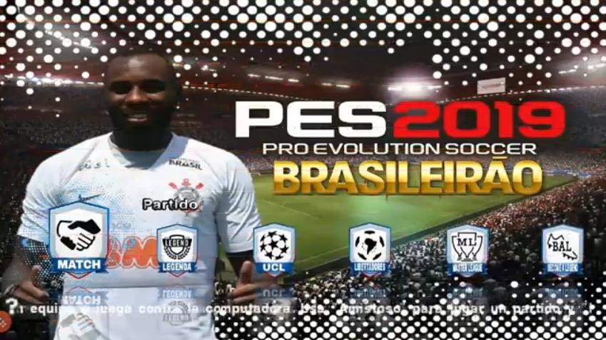 Download PES Lite BY CAUA GAMEPLAYS BR ~ Embuh Droid