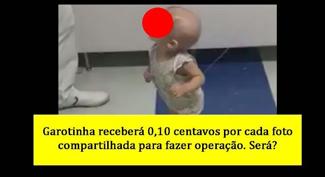 Garotinha recebe 0,10 por mensagem repassada no ZAP.