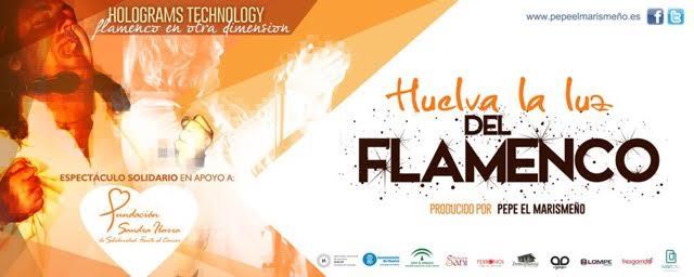 HUELVA la luz del Flamenco [MUSICA] ´El Marismeño´ reinventa el arte.