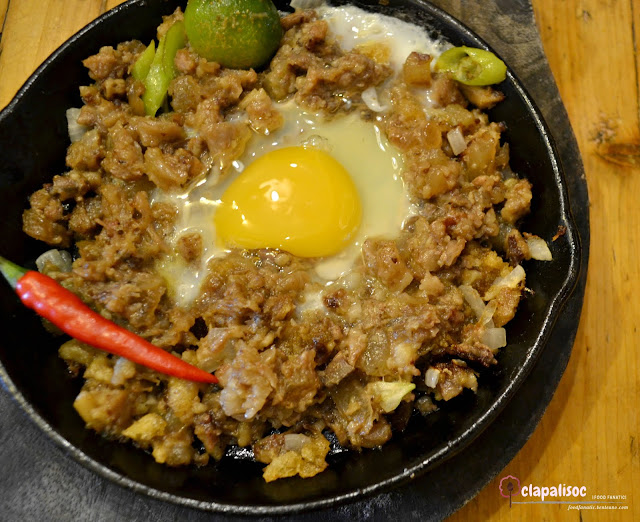 BULLSisig from BullChef
