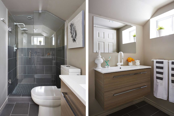 environmental designer home-furniture: Tiny Bathroom ...