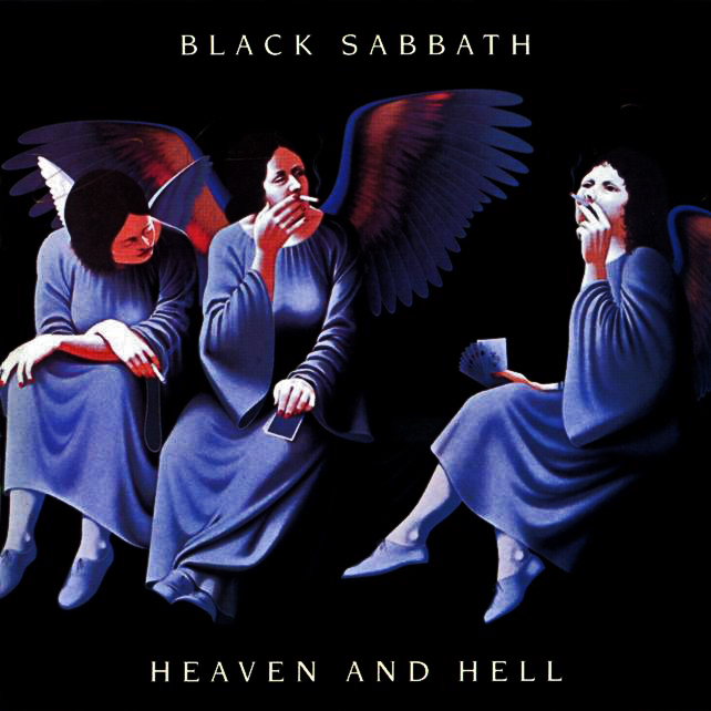 album artwork black sabbath ozzy dio rainbow heaven hell. Black Bedroom Furniture Sets. Home Design Ideas