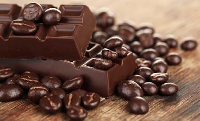 diet coklat hitam