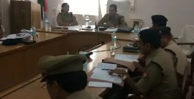 SP Pledge To Control Crime Sultanpur Uttar Pradesh