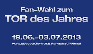 Bundesliga - Gol del Año - Concurso- VIDEOS | Mundo Handball