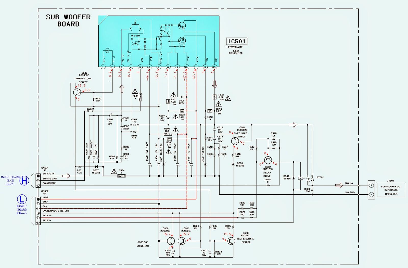 Stk403-130 datasheet