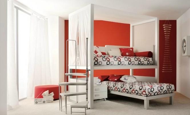 Hogares frescos espectaculares dise os para cuartos de for Diseno habitaciones