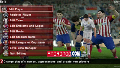 PES 2017 Patch By Army17 ISO PSP/PPSSPP