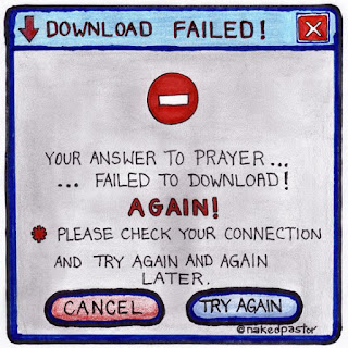 The Frustration of Unanswered Prayer