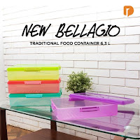 Dusdusan New Bellagio Traditional Food Container 6.3 L (Set of 3) ANDHIMIND