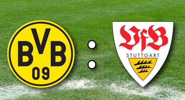 Borussia Dortmund vs VfB Stuttgart Full Match And Highlights