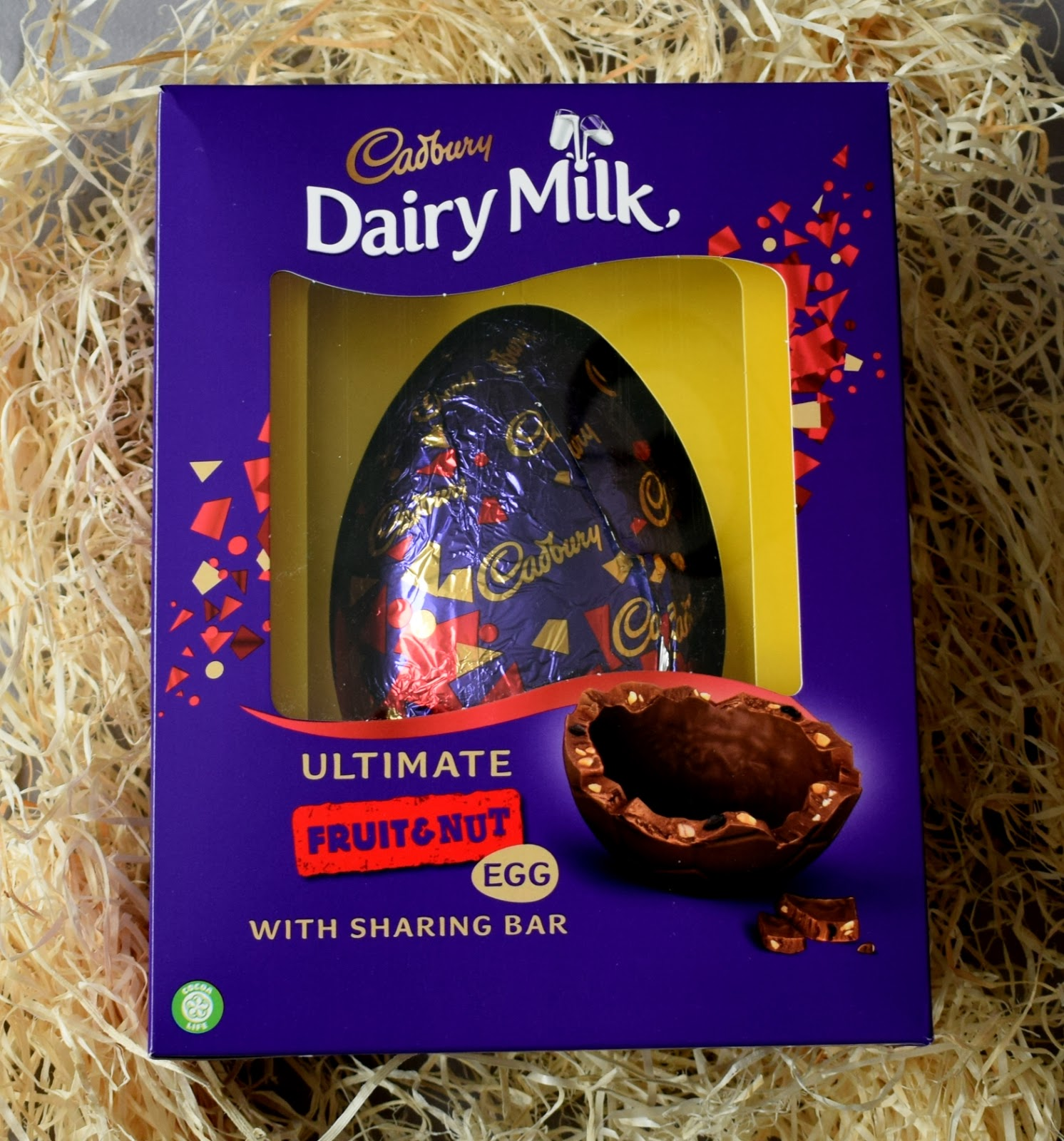 Nuts And Praline Easter Egg: Tantrums To Smiles: 6 Of The Best Easter Eggs For Grown Ups