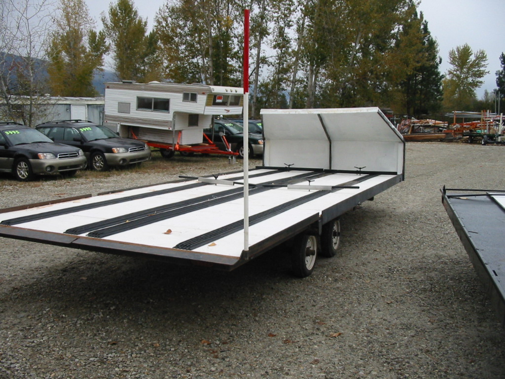Used Trailers for Sale at M&M Trailer Sales MONTANA