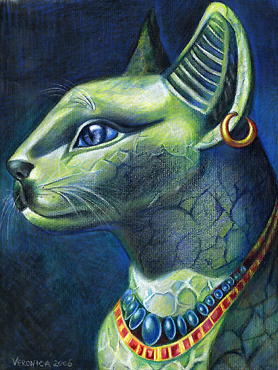 legends egyptian cat god - photo #12