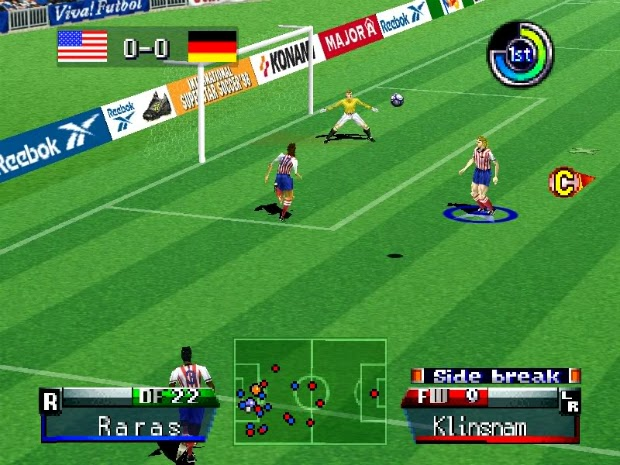 FIFA 98 PC Game download