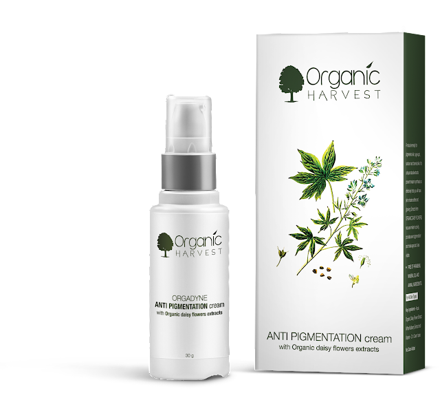Top 10 Organic Harvest Products You Must Know - Anti Pigmentation Cream