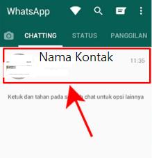 Cara Blokir Panggilan Whatsapp