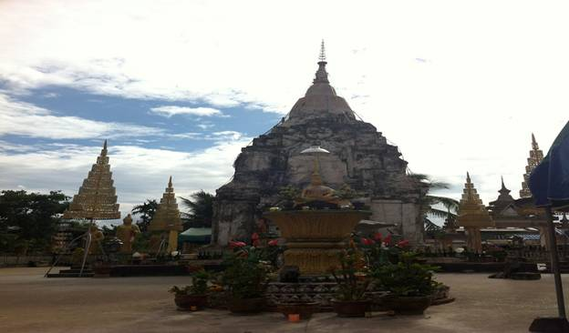 Top 5 most popular destinations in Savannakhet, Laos