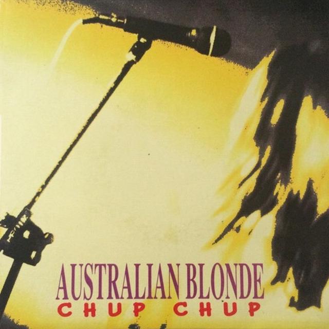 Chup Chup. Australian Blonde