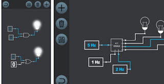 app Logic Simulator Pro