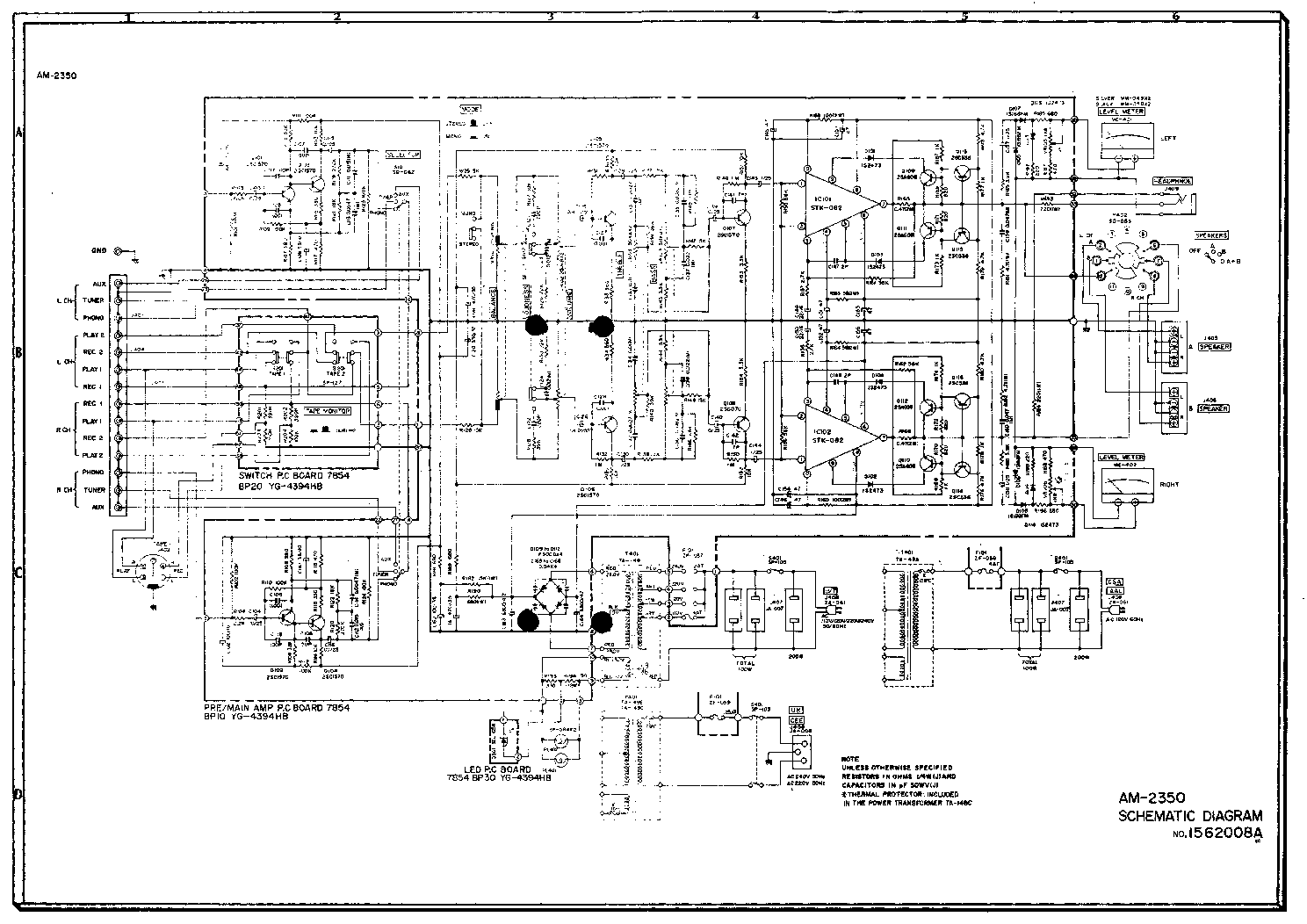 Akai Tv Circuit Diagrams