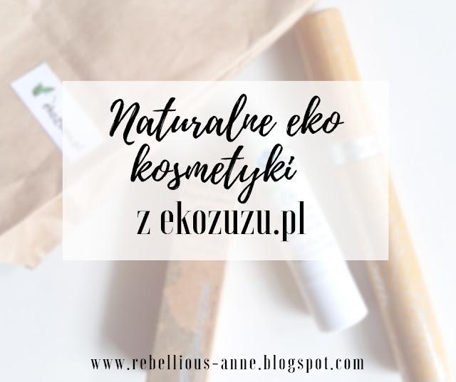 Naturalne eko kosmetyki i biokosmetyki z ekozuzu.pl