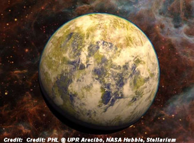 Earth-Like Planet Found in Nearby Star System?