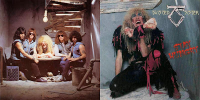 Twisted Sister Stay Hungry 1984