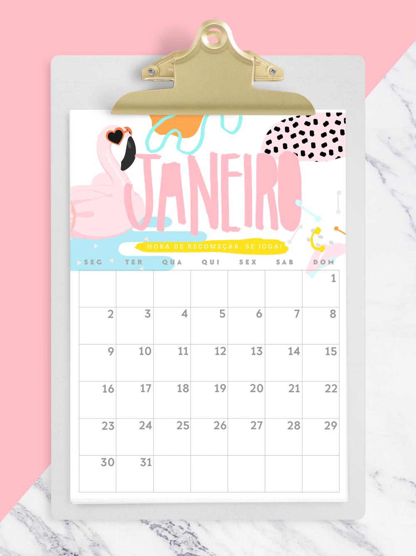 Sweet Girl Calendarios Ilustrados