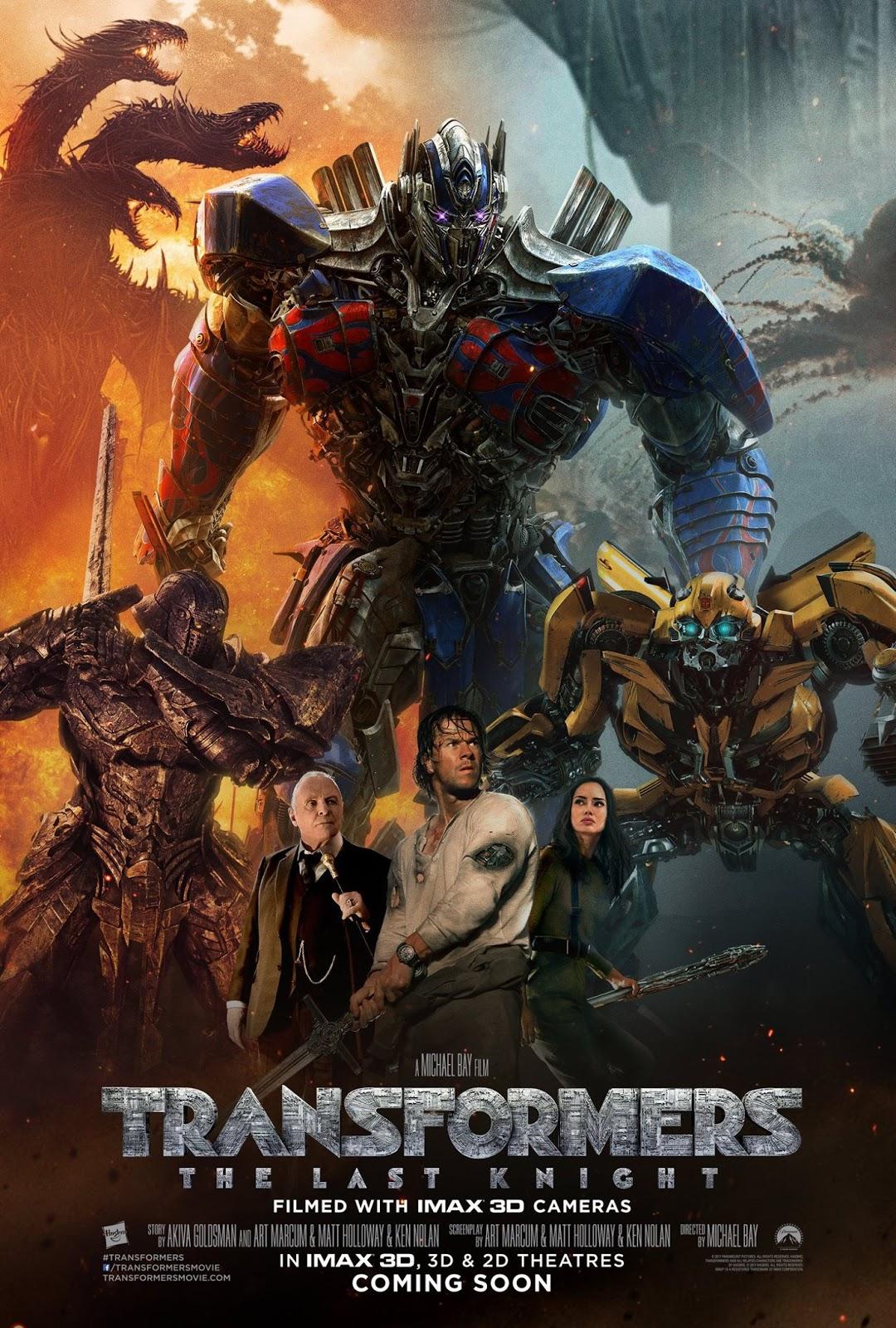ตัวอย่างหนังใหม่ - Transformers: The Last Knight (ทรานส์ฟอร์เมอร์ส 5: อัศวินรุ่นสุดท้าย) ตัวอย่างที่2 ซับไทย poster 15