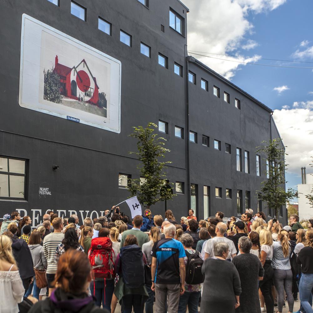 Street Art Tours in Stavanger, Norway