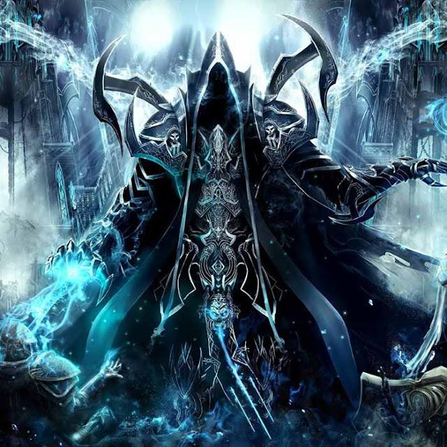 Diablo - Malthael Wallpaper Engine