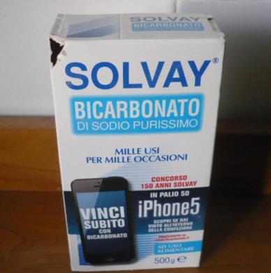 Indispensabile bicarbonato di sodio