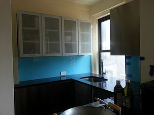 Kitchen back-splashes
