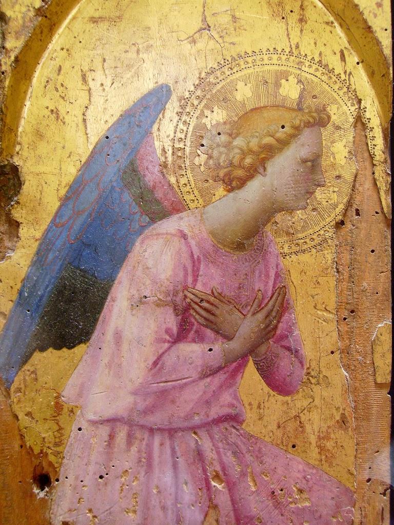 Anjo de Fra Angelico (Guido di Pietro)