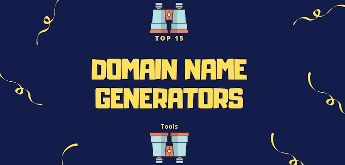 [Top 15] Domain Name Generators Of  2019
