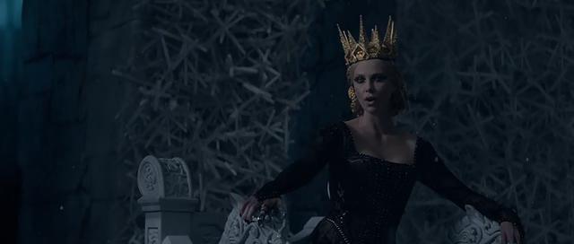 O Caçador e a Rainha do Gelo – Legendado