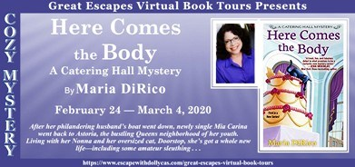 Upcoming Blog Tour 3/3/20