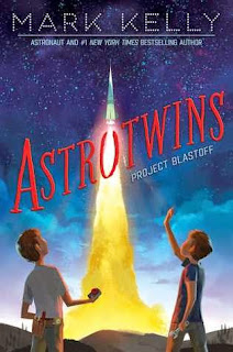 Astrotwins -- Project Blastoff by Mark Kelly