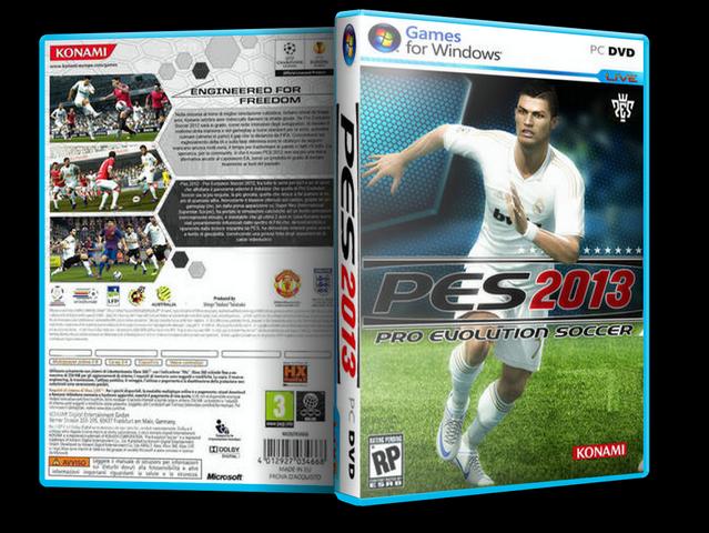 Pro Evolution Soccer 2013 Full Version