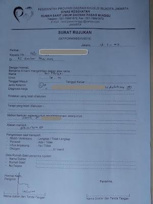 Pengalaman menggunakan BPJS Kesehatan di Fasilitas Kesehatan Tingkat III (RS Dharmais)