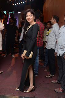 poonam kaur at thikka audio photos