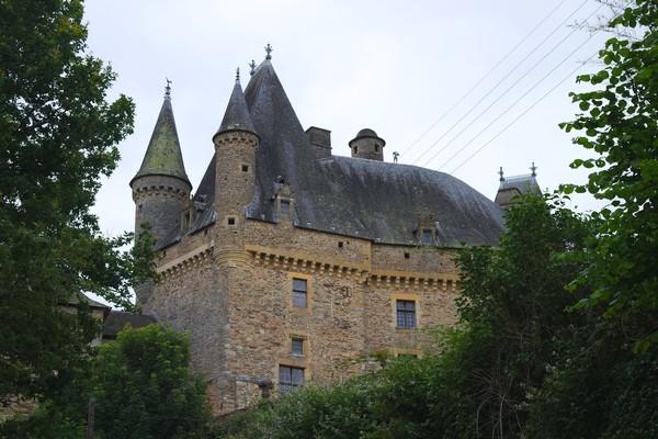 dordogne jumilhac randonnée boucle grange château