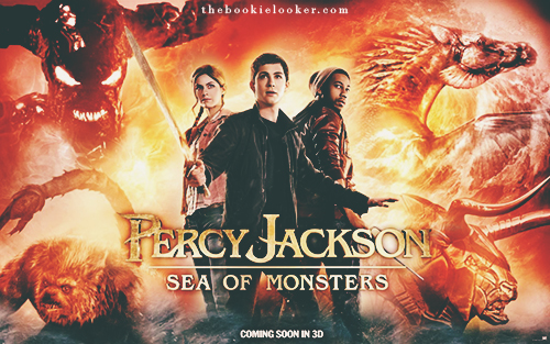 of sea percy book jackson monsters