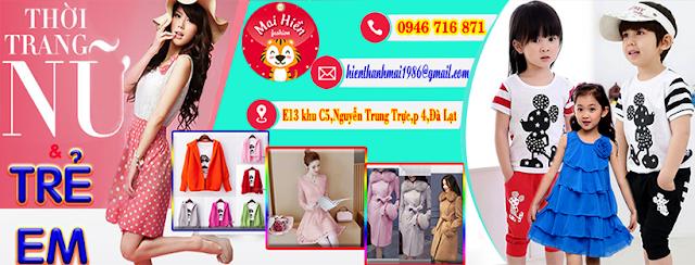 Mai Hiền Fashion Chuyên Thời Trang Nữ Và Trẻ Em
