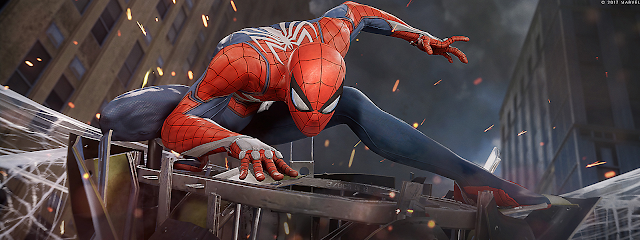 Spiderman exclusivo para PS4