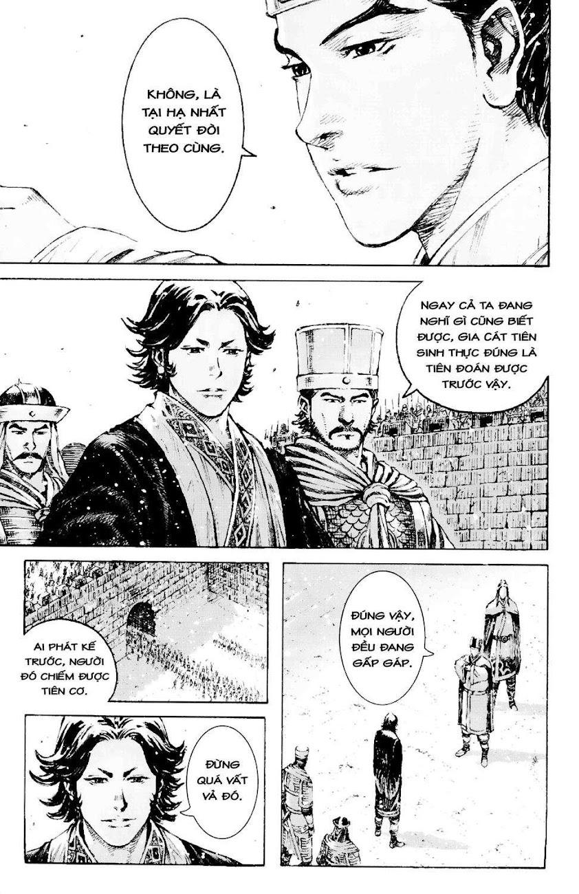 Hỏa phụng liêu nguyên Chương 397: Phụ trợ quân sư [Remake] trang 6